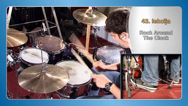 učenje bobnov doma