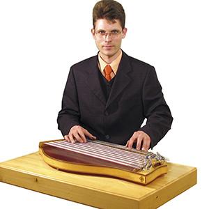 učenje igranje citer