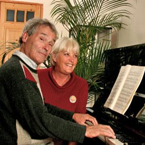 učenje igranje klavirja