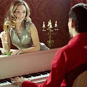učenje igranje klavirja na domu