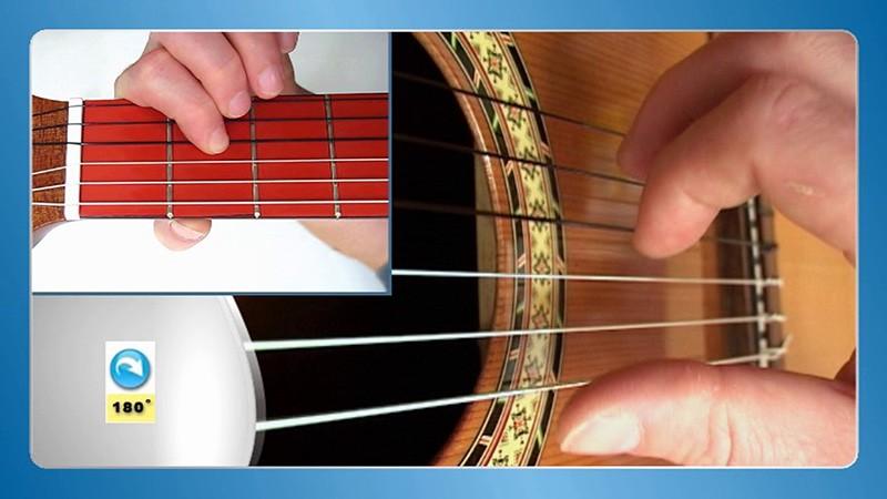 učenje kitare doma
